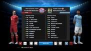 Bayern Munhen vs Mancester City - Приятелска среща (епизод 1) Пес2013 - С мои коментар