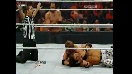 Raw 21.06.10 - John Morrison vs Zack Ryder