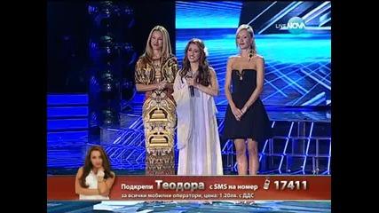 Теодора Цончева - Live концерт - 24.10.2013 г.