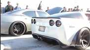 Направо те хвърля в джаза Supercharged Zo6 Corvette