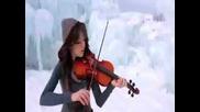 Lindsey Stirling -това момиче изпрати Dubstep в измерение с талантаси да миксива Дъбстеп с цигулка