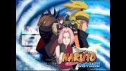 Jinchuriki Gaara and Naruto