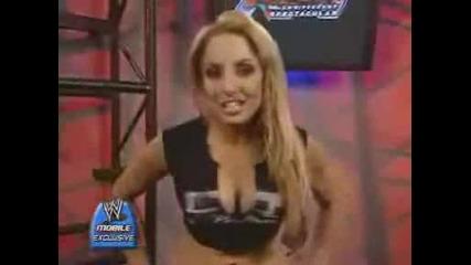 Trish Stratus After 15 Anniversary of Raw
