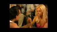 Доста умна блондинка !