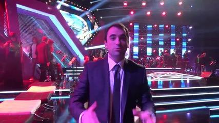 Големите надежди - Драго Симеонов зад кадър (12.03.2014г.)