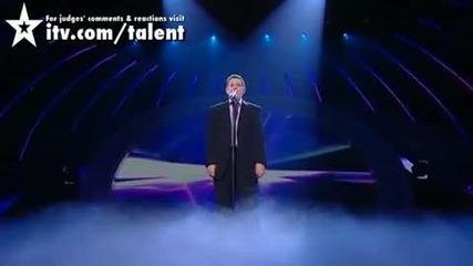 Страхотен Глас На 14 годишния Liam Mcnally - Britains Got Talent 2010