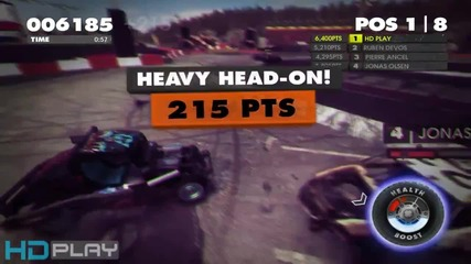 Dirt Showdown - Gameplay Part 5 rampage