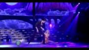 Gisela Bernal mostro su talento en el ritmo mas romantico