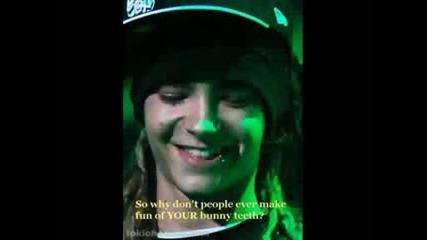 Tom Kaulitz [funny]