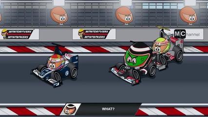 Гран При на Сингапур Формула 1 Сезон 2013