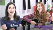 Violetta 3: Момичетата пеят Crecimos Juntos + Превод