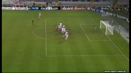 Juventus 1 - 1 Bordeaux * Plasil goal