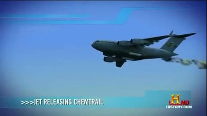 Haarp и Chemtrails в History Channel
