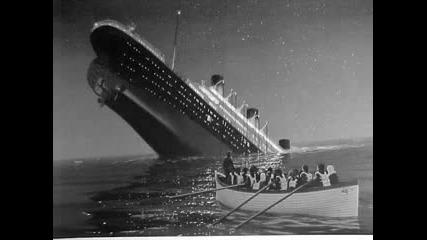 Титаник - Оригинални снимки 1912год.