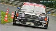 Mercedes 190e Evo2 Dtm Amg - Markus Wustefeld - Ibergrennen 2013