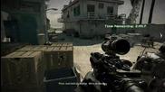 Call of Duty: Modern Warfare 3 - Return to Sender - геймплей