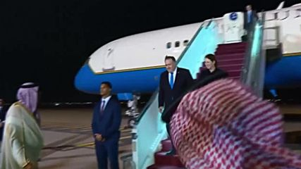 Saudi Arabia: Pompeo visits Riyadh amid Khashoggi tensions