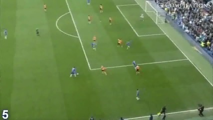 Chelsea Fc Top 10 Goals 2009 10