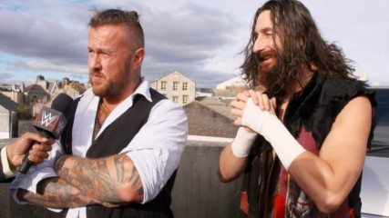 Tyson T-Bone & Saxon Huxley aim to send Moustache Mountain to the seventh circle of Hell