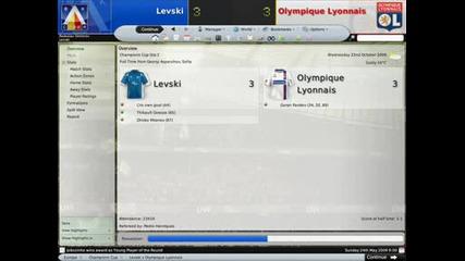 Levski Snimki Manager 2008