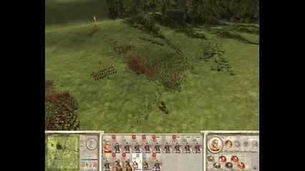 Diadochi Total War The Siege Of Gergovia част 2/3