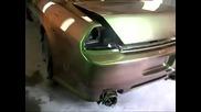 Прясно Боядисана С Боя Хамелеон Honda Accord !