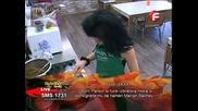 Елеонора се хвали, че може да готви, чисти и пере, Big Brother Family, 01 април 2010