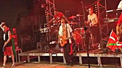 Manu Chao - Clandestino Live
