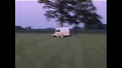 Каравана с турбо двигател