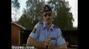 Внимавай!!да не попаднеш на този полицай! (смях)