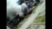 na mihail gofa se zapali i izbyxna kato fakla