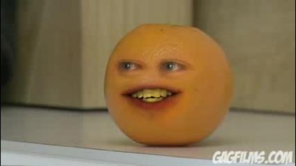 Досадния Портокал - С по-досаден портокал
