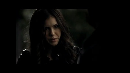 Damon Kiss Elena...!!! * The Vampire Diaries *