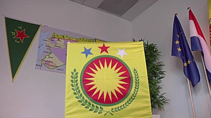 Netherlands: Rojava embassy in the Benelux opens in The Hague