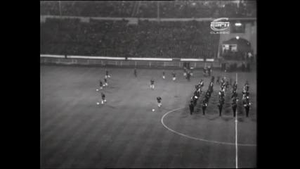 11 декемрви, 1968 г. стадион Уембли, Англия - България 1:1 с гол на Гунди