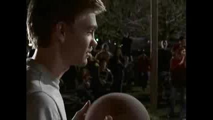 Oth - Nathan Vs Lucas Basketball