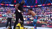 The New Day vs. AJ Styles & Omos – Raw Tag Team Championship Match: Raw, May 3, 2021