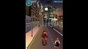 Iron Man 2 Java Mobile Game