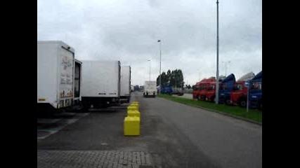 Scania Потегля