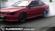 Holden Commodore S S V8 Turbo