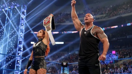 The Rock ke return ne electrify kiya SmackDown ke premiere episode ko: SmackDown, Oct. 5, 2019