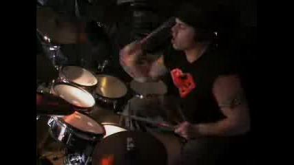 Slipknot - Duality (drums)
