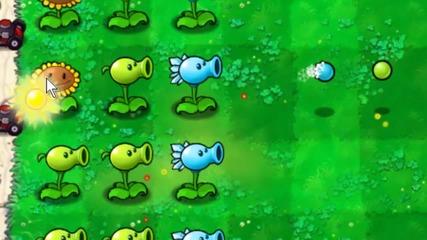 Plants vs Zombies Gameplay 3