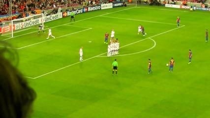 Messi's - Fc Barcelona (2-0) Viktoria Plzen