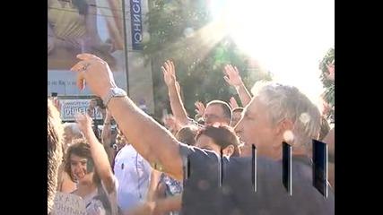 Протестите срешу новите правила за паркиране в София продължават