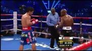 Manny Pacquiao vs Tim Bradley