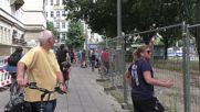 Germany: Truck explodes in Berlin's Friedrichshain district