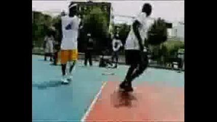 Реклама На Nike (streetball)