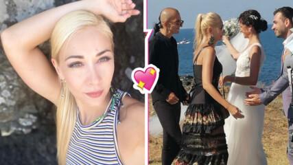 Камбанен звън: Новооткритата сестра на Нети се омъжи, актрисата сподели мил кадър
