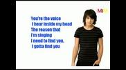 This Is Me - Instrumental Karaoke